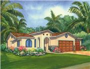 View house Plan#111-1017