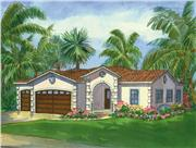 View house Plan#111-1019