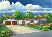 View house Plan#111-1023