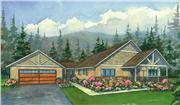 View house Plan#111-1026