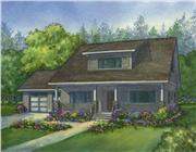 View house Plan#111-1027
