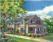 View house Plan#111-1031