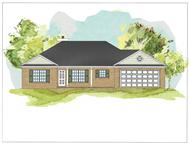 This image shows a colored rendering of these Ranch Houseplans.