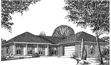 Main image for house plan # 5983