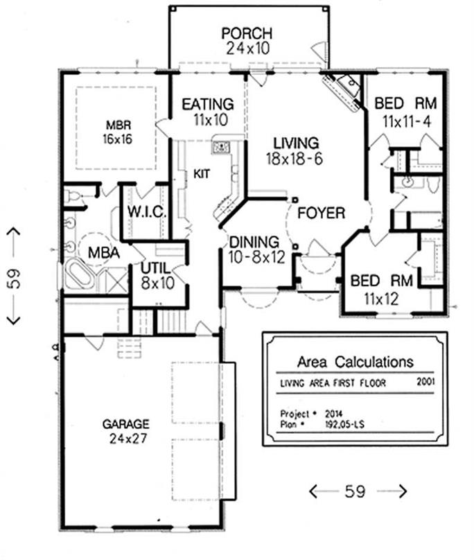 European - French Home with 3 Bedrms, 2001 Sq Ft   Plan #113-1020 on 16x16 floor plan, 10x13 floor plan, 6x8 floor plan, 12x10 floor plan, 14x14 floor plan, 14x12 floor plan, 13x13 floor plan, 15x15 floor plan, 8x12 floor plan, 12x12 floor plan, 12x24 floor plan, 12x18 floor plan, 10x12 floor plan, 15x20 floor plan, 10x20 floor plan, 16x26 floor plan, 24x30 floor plan, 7x7 floor plan, 10x18 floor plan, 14x16 floor plan,