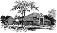 Main image for house plan # 6037