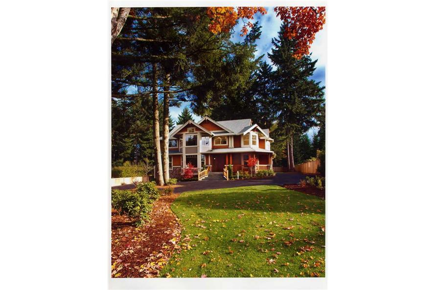 Front Photograph of this 3-Bedroom,3130 Sq Ft Plan -3130