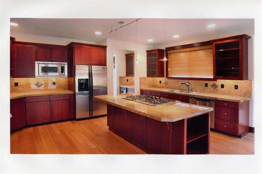 Kitchen of this 3-Bedroom,3130 Sq Ft Plan -3130