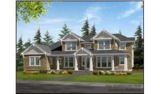 Main image for house plan # 15033