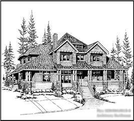 House Plan #115-1037