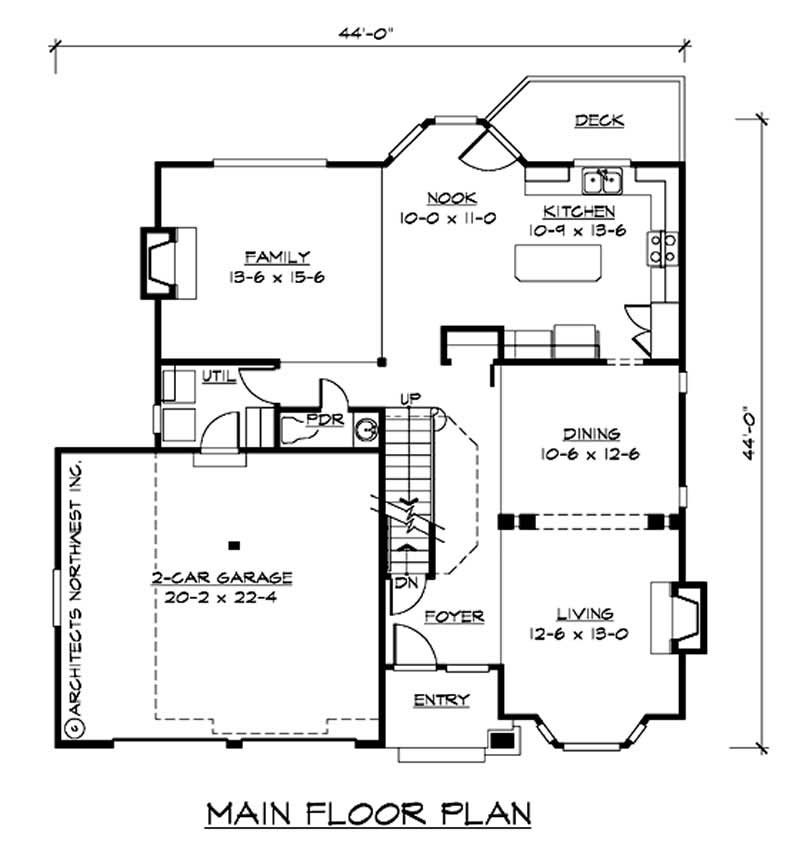 Craftsman traditional home with 3 bedrms 3262 sq ft for 1050 sq ft floor plans