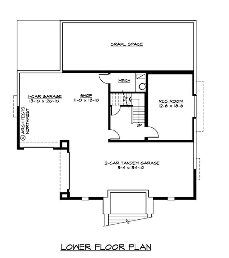 European french home with 5 bedrms 3800 sq ft plan for European house plans with basement