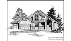 Main image for house plan # 14655