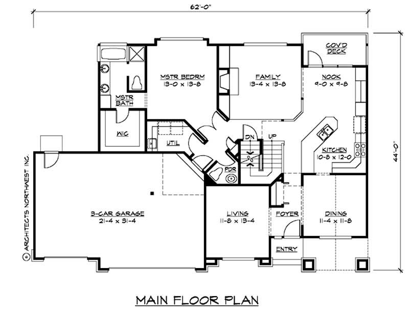 European french home with 4 bedrms 2100 sq ft plan for 2100 sq ft house plans