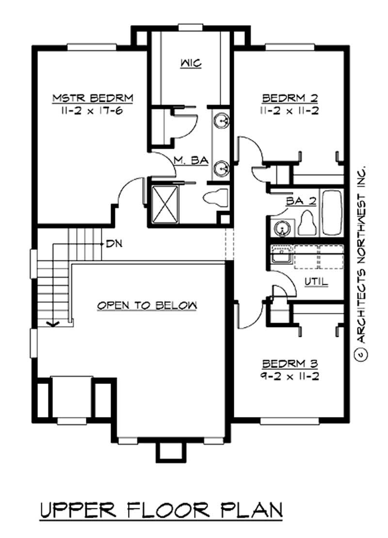Craftsman traditional home with 3 bedrms 1620 sq ft for 1077 marinaside crescent floor plan