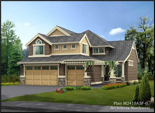 Main image for house plan # 14702