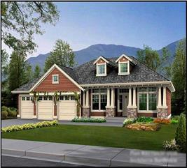 House Plan #115-1122