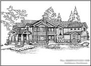 View house Plan#115-1123