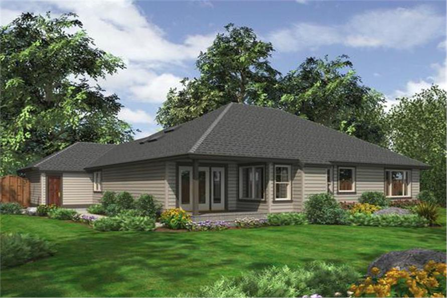 Home Plan Other Image of this 3-Bedroom,2035 Sq Ft Plan -115-1133