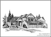 View house Plan#115-1150