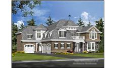 Main image for house plan # 15104