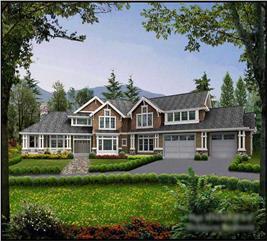House Plan #115-1167