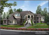 Main image for house plan # 15107