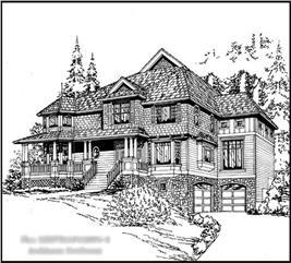 House Plan #115-1180