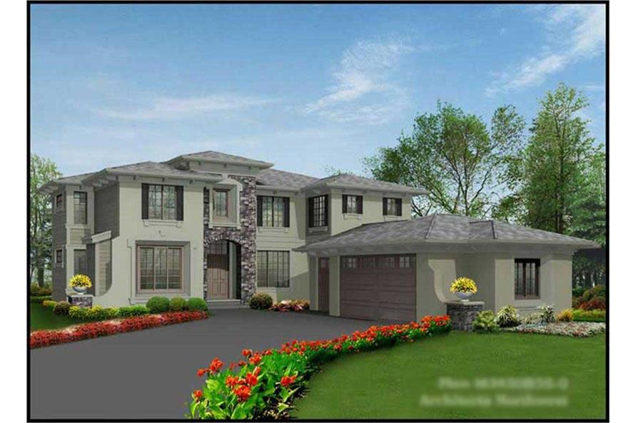 Main image for house plan # 14978