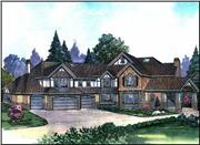 View house Plan#115-1186