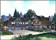 Main image for house plan # 15146