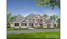 Main image for house plan # 15141