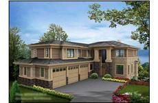 Main image for prairie house plans # 15137