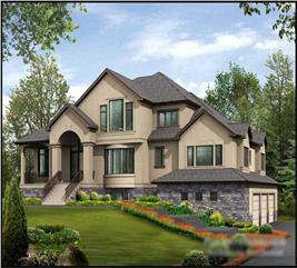 House Plan #115-1191