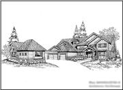 View house Plan#115-1198