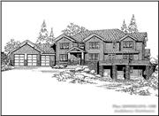 View house Plan#115-1200