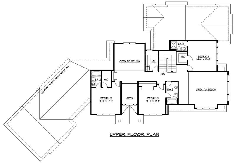 Unfinished Basement Floor Plans
