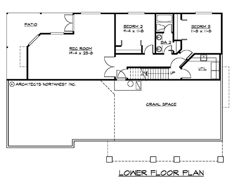 Cape cod country home with 3 bedrms 2705 sq ft plan for Cape cod house plans with basement