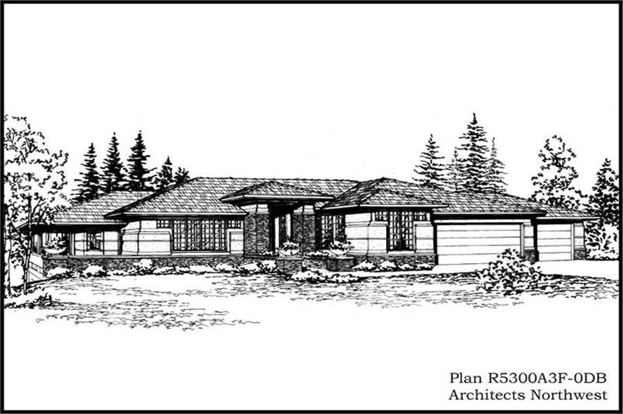 House Plan #115-1206