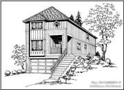 View house Plan#115-1214