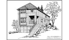 Main image for house plan # 14603