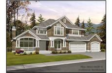 Main image for house plan # 9325