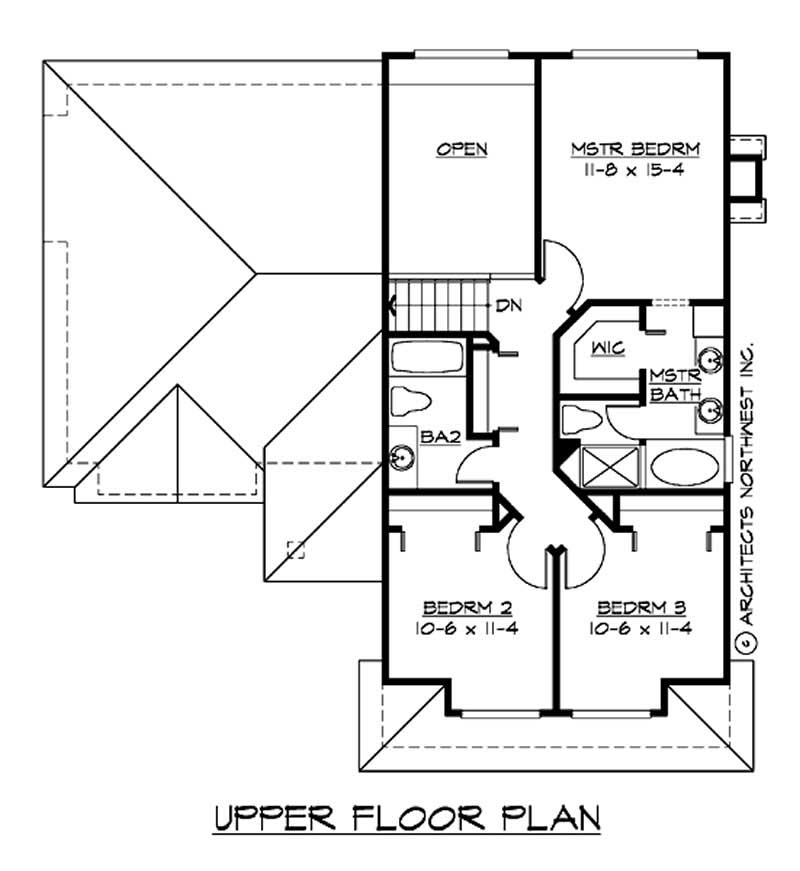 craftsman small home with 3 bedrms 1700 sq ft plan 115 1237. Black Bedroom Furniture Sets. Home Design Ideas