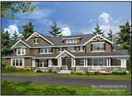 Main image for house plan # 15060