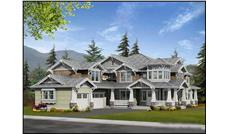 Main image for house plan # 15067