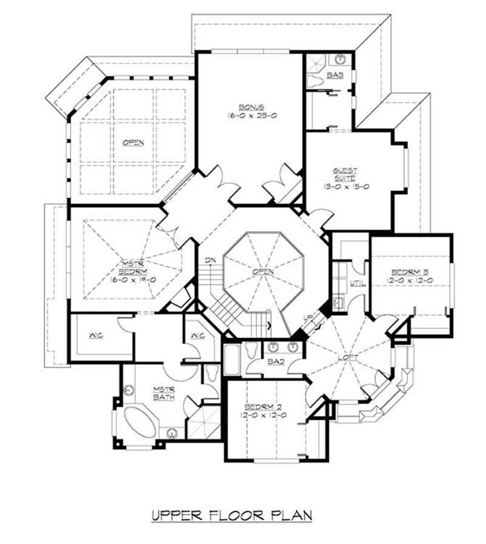 Home Design Plans Video: In-Law Suite Home With 4 Bedrms, 4400 Sq Ft