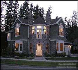 House Plan #115-1256