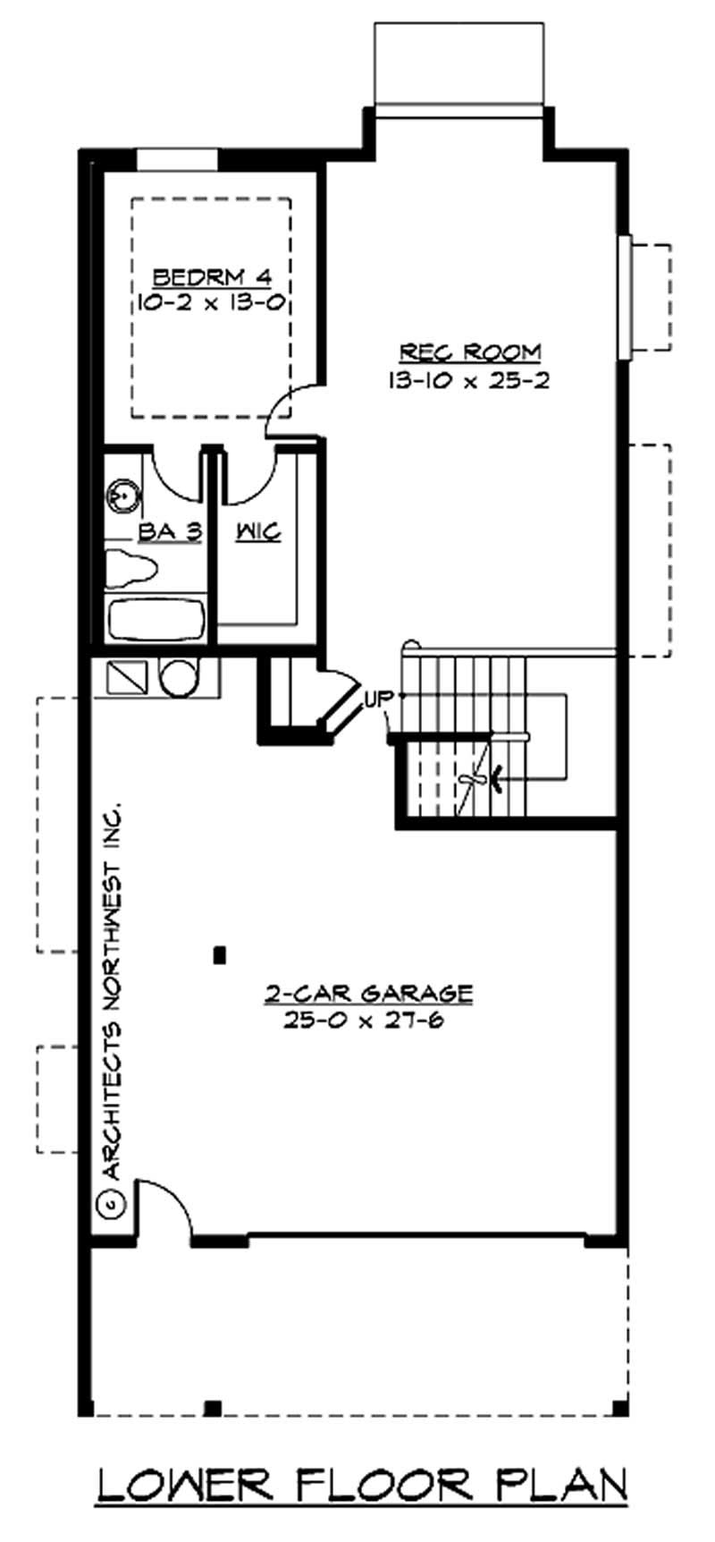 Multi level traditional home with 4 bedrms 3506 sq ft for Multi level floor plans