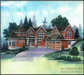 House Plan #115-1266