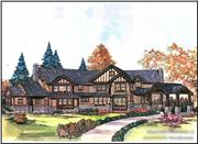 View house Plan#115-1268